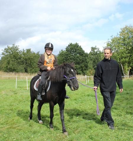 ponnyridning2012